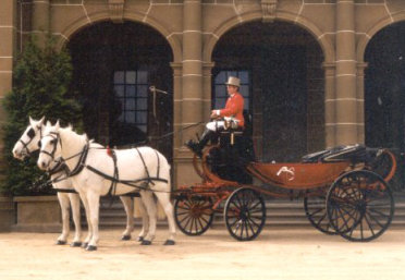 Barouche Carriage